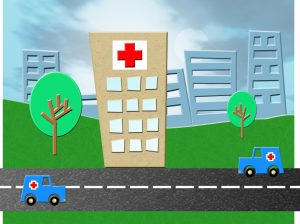Hospital Clip Art