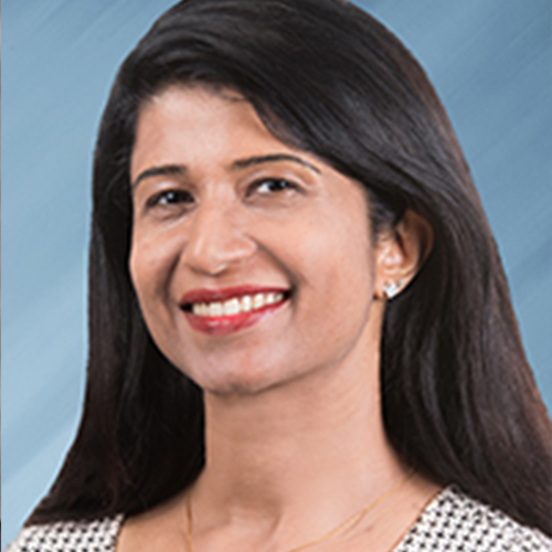 Renjitha Ignatius, MD of Florida Cancer Specialists