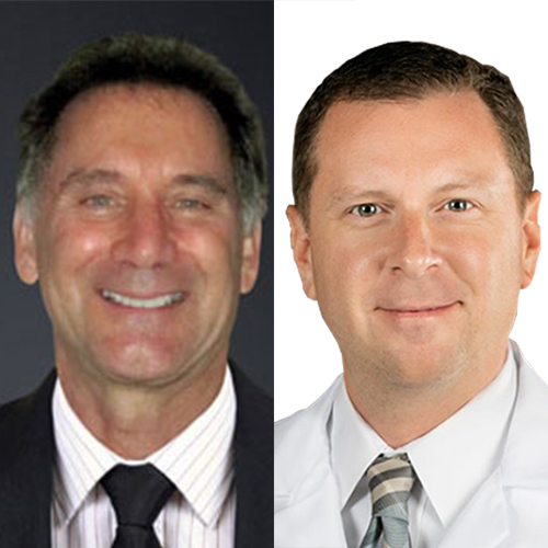 Stephen Goldman, M.D., F.A.C.C. and William Cooper, D.O. of Smart Scan