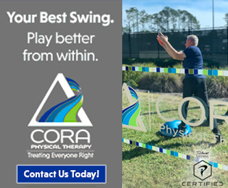 Your Best Swing. Play better from within. Contact Us Today! CORA Physical Therapy — Treating Everyone Right