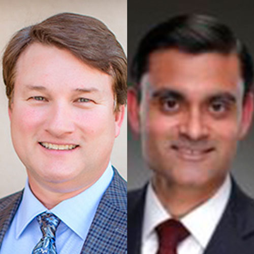Michael J. McNeel and Dr. Nirav B. Patel of Marietta Plastic Surgery