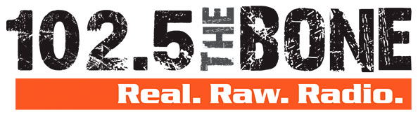 102.5 The Bone: Real. Raw. Radio.