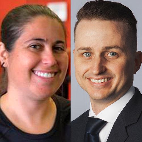 Core Physical Therapy: Samantha Bachman and Patrick Donovan