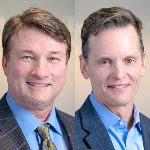 Drs. Michael McNeel and Keith West of Marietta Plastic Surgery