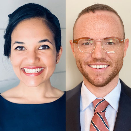 Dr. T. Stephen Powell III and Dr. Amita Nawathe of Emory Healthcare