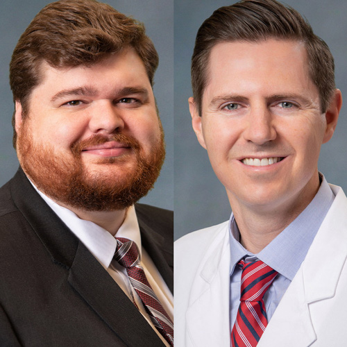 Georgia Urology doctors, Dr. Michael Kemper and Dr. Stephen Overholser