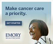 Make Cancer Care a priority - Emory Heathcare