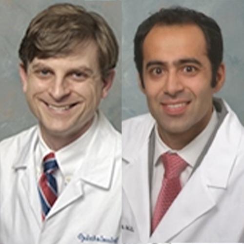 Dr. Joseph Christenbury and Dr. Rajat Ghaiy